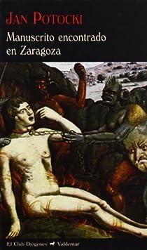 Manuscrito encontrado en Zaragoza par Potocki