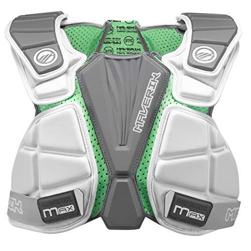 Lacrosse Unlimited Maverik Max Speed Shoulder Pads-Adult-Large 869afda872056