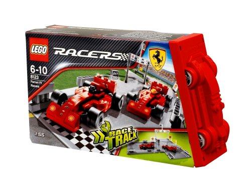 LEGO Ferrari F1 Racers 8123 - Formula Racer 1