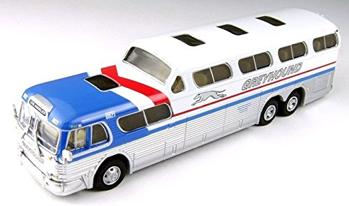 - Classic Metal Works HO 1973-78 Scenicruiser, Greyhound/Pepsi Los Angeles HO Scale