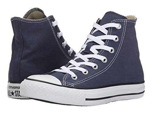 Converse Unisex Chuck Taylor Alle Ster Hi Top Sneaker Schoenen Marine Blauw (3.5) (marine, 5.5 D (m) Ons)