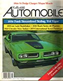 Collectible Automobile Magazine, August 1989 (Vol. 6, No. 2)