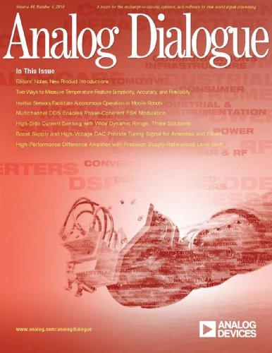 Analog Dialogue, Volume 44, Number 4 ()