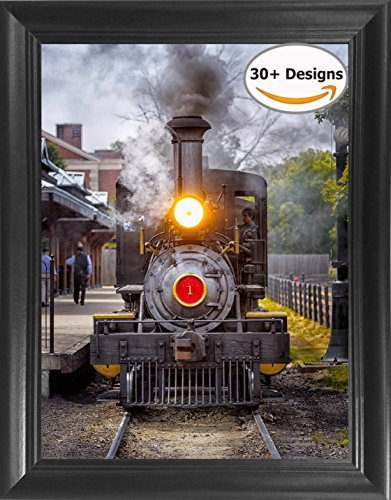 Train Framed 3D Lenticular Picture product image