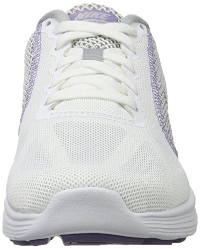 Earth Laufschuhe Grey White Schwarz Damen wolf Purple Nike 3 Revolution Tqx0gRg