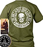 you made bro shirt - Sons of Libery You Don't Always Need a Plan bro. Army/LRG T-Shirt. Made in USA