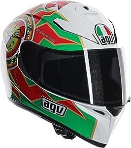 12. AGV Unisex-Adult K-3 SV Imola Helmet