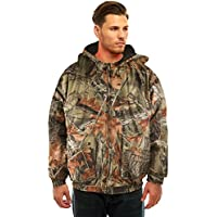 TrailCrest Men's Insulated & Waterproof Camo Hunters...