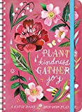 "Katie Daisy 2019 - 2020 On-the-Go Weekly Planner: 17-Month Calendar with Pocket (Aug 2019 - Dec 2020, 5"" x 7"" closed)"