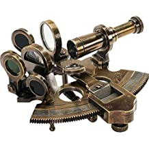 Thor Nautical Bronze Sextant