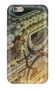 Oscar M. Gilbert's Shop Hot Snap-on Case Designed For Iphone 6- Alien Strukture