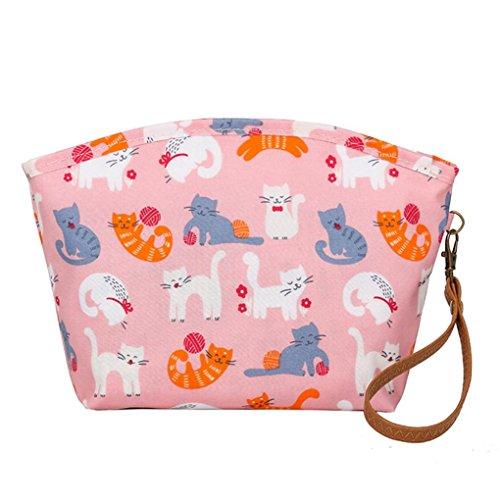 Sanfashion Backpacks Sanfashion Women Rucksäcke144166 - Mode De Material Sintético Mujer Pink