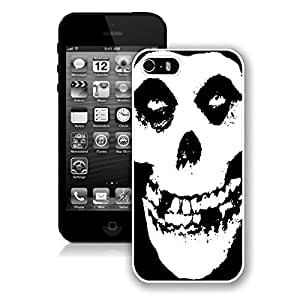 misfits White iPhone 5s Phone Case Genuine Custom Cover