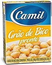GRAO DE BICO PRONTO CAMIL CX 380G