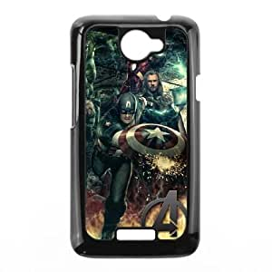 The Avengers HTC One X Cell Phone Case Black