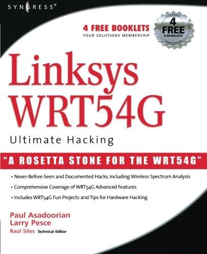 Linksys WRT54G Ultimate -