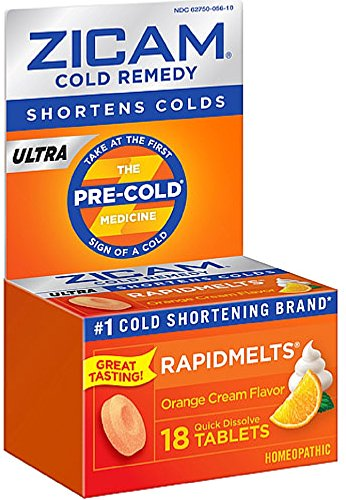 Zicam Cold Remedy Directions - 3