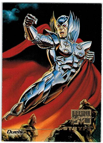 1996 Marvel Masterpieces #56 Stryfe - NM-MT by Fleer Inc.