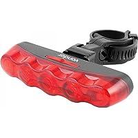 Lanterna Traseira para Bicicleta com 5 Leds 80.75.000.051 Vonder