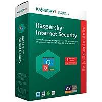 kaspersky.-Internet -Security .Virus Protection. 2017 Pc Mac-3-Users.