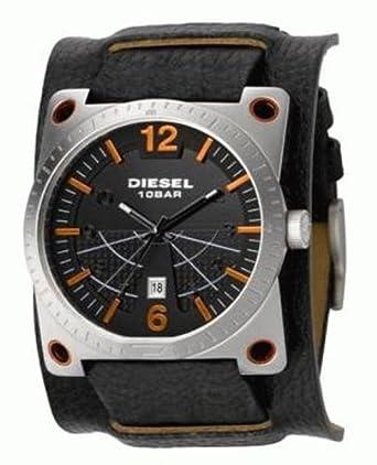Diesel , DZ1212 , Montre Homme , Quartz Analogique , Montre Acier , Bracelet  de Force