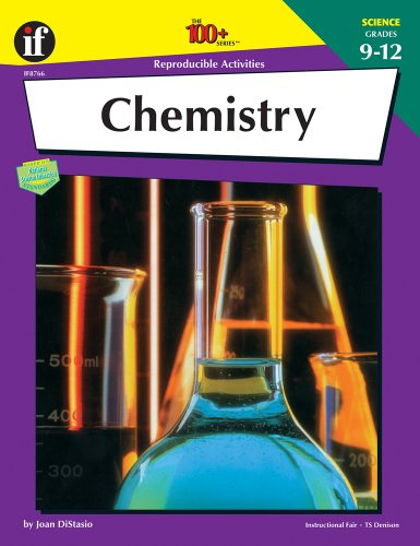 The 100+ Series Chemistry (Activity Chemistry Series)