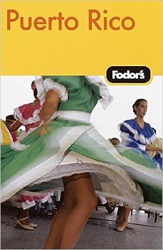 3rd Edition Fodors Puerto Rico
