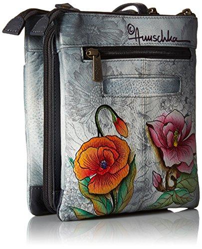 ANUSCHKA Bagaglio a mano, Floral Fantasy (Multicolore) - 596-FFY