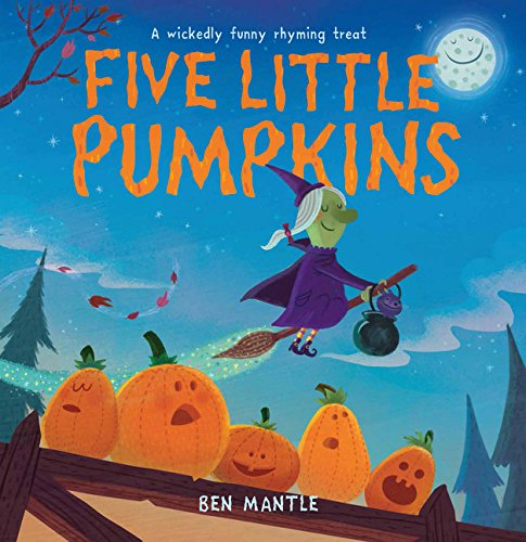 FIVE LITTLE PUMPKINS- PB -