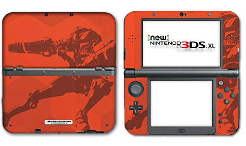 Samus Returns Metroid 2 Special Edition Video Game Vinyl Decal Skin Sticker Cover For The New Nintendo 3Ds Xl Ll 2015 System Console