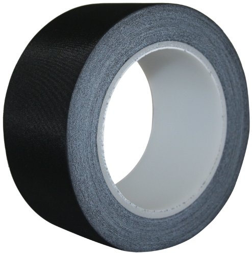 Maxi 14179 Acetate Cloth Rubber Adhesive Tape, 10.4 mil Thick, 36 yds Length, 1/2