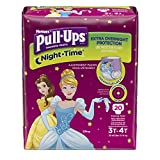 Huggies Pull-Ups Nighttime Training Pants - Girls - 3T-4T - 20 ct: more info
