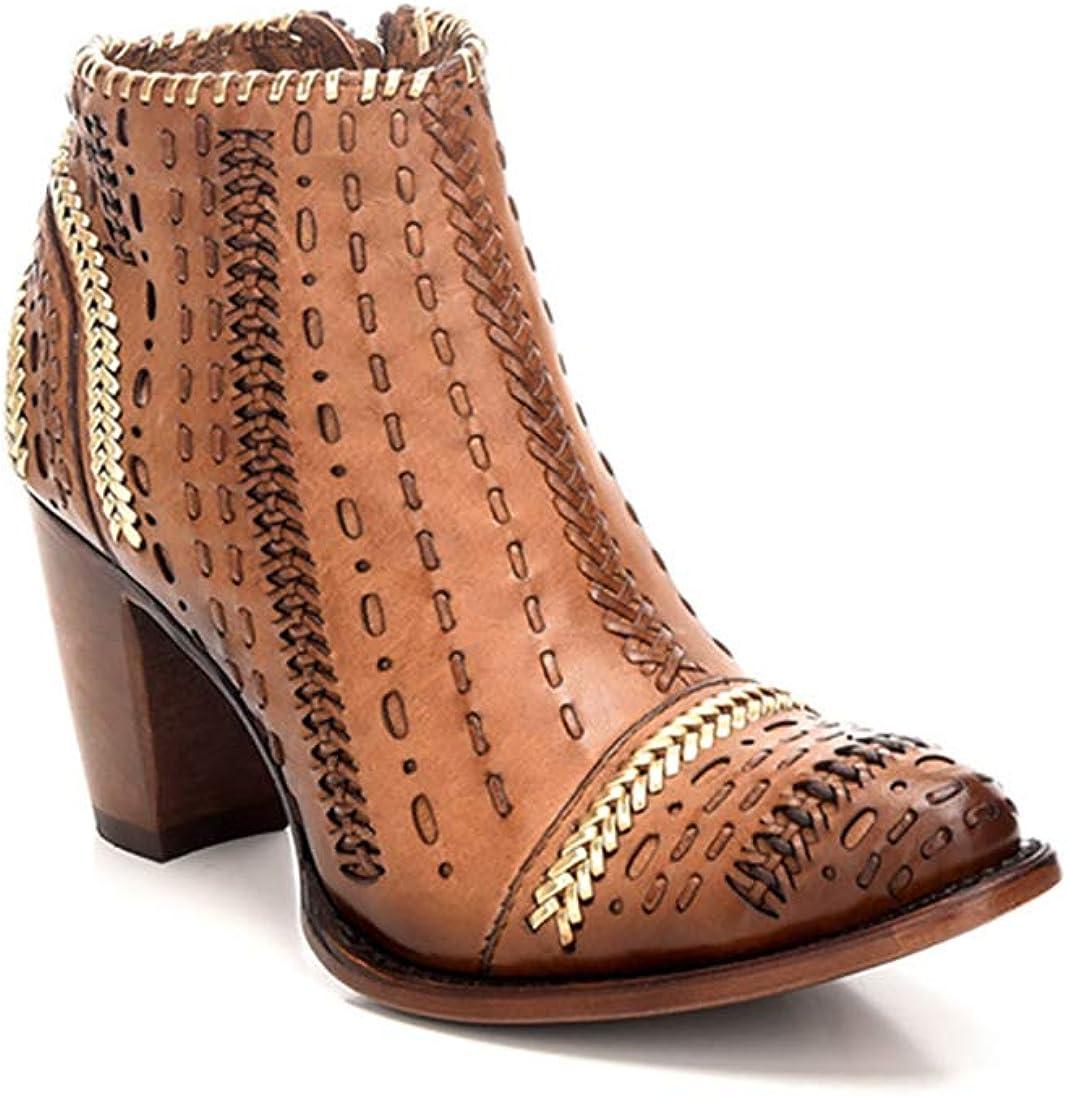 Cuadra 3F20MS Women Booties   Boots