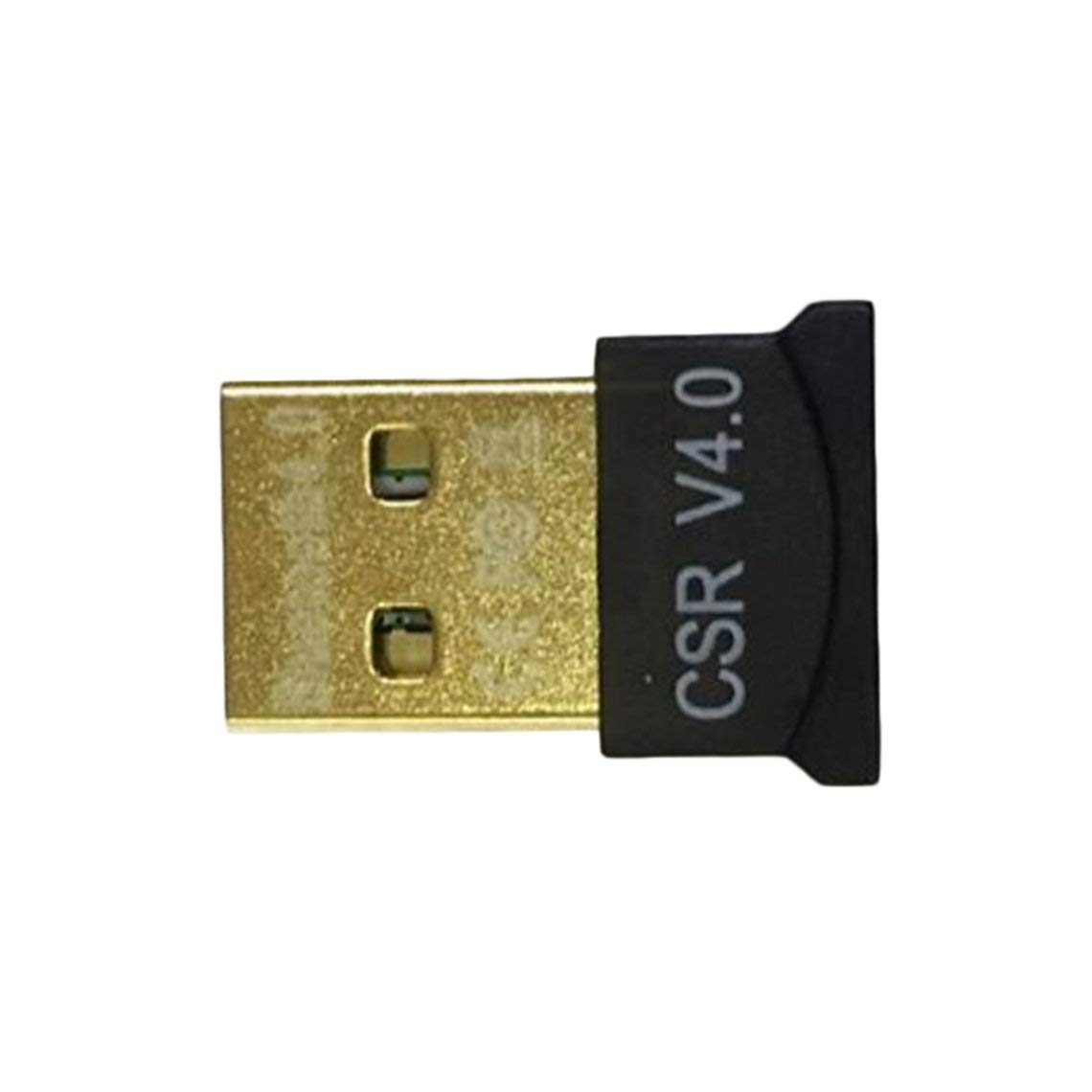 Zinniaya Mini USB Adapter CSR Dual Mode Wireless V4.0 EDR Dongle USB Transmitter For Windows 7 8 10 PC Laptop