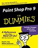 img - for Paint Shop Pro 9 For Dummies book / textbook / text book