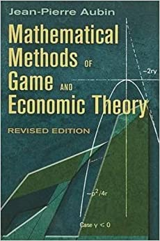 Book Mathematical Methods of Game and Economic Theory (Dover Books on Mathematics)