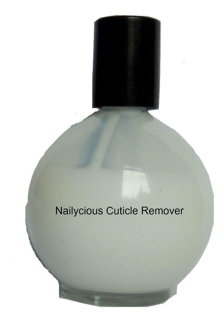 Suavizante de cutícula profesional, suaviza y elimina el exceso de cutículas. Tamaño 75ml Nailycious Ltd
