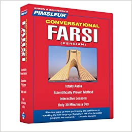 Pimsleur Farsi Persian Conversational Course - Level 1