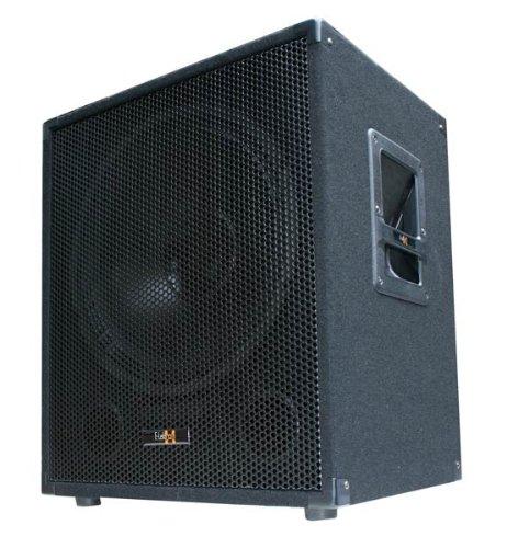 600W DJ PA Subwoofer Box 15