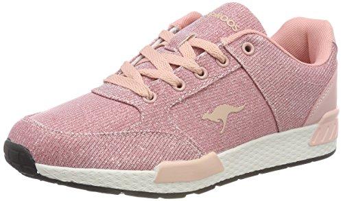 Rose Zapatillas Metallic 700 Mehrfarbig Mujer para W Kangaroos 0qCSC