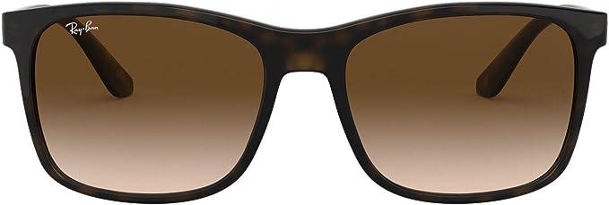 Rayban Herren 0rb4232 Sonnenbrille Braun Havana One Size 57 Bekleidung