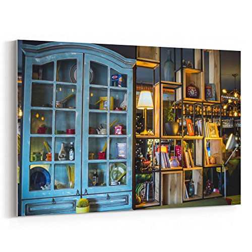 Westlake Art - Interior Design - 12x18 Canvas Print Wall Art - Canvas Stretched Gallery Wrap Modern Picture Photography Artwork - Ready to Hang 12x18 Inch (26A7-DBCC9)