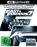 Fast & Furious 7 4K, 2 UHD-Blu-ray (Extended Version)