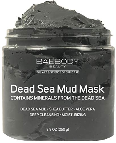 Dead Sea Mud Mask Best for Facial Treatment. Helps...