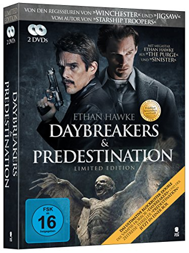 Daybreakers & Predestination, 1 DVD (Daybreakers Dvd)