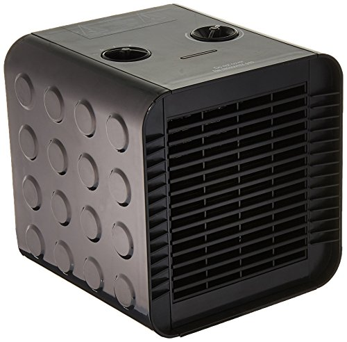 Caframo DeltaMAX Ceramic Heater, Black