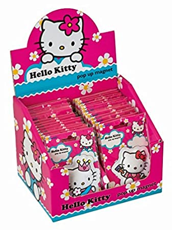 08bf876f6 Jiri Models 2222201 - PopUp Magnet - Hello Kitty: Amazon.co.uk: Toys & Games