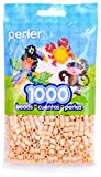 Peach Perler Beads for Kids Crafts, 1000 pcs