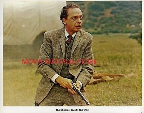 Don Knotts The Shakiest Gun In The West Original 8x10