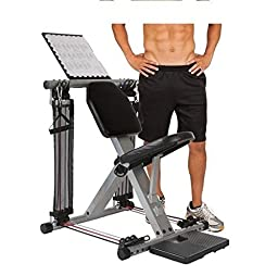 Emson Flex Force Ultimate Training Gym, Grey/Black